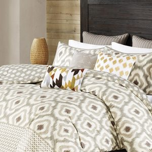 ink + ivy ankara duvet bedding