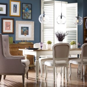 four hands dining room lillian chair