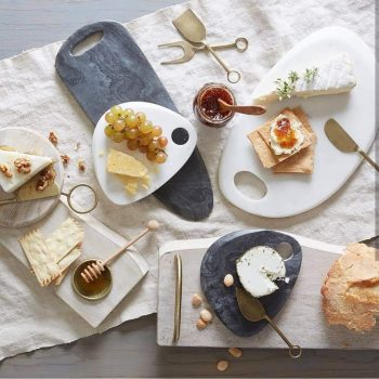 kitchen marble serving board barware gifts
