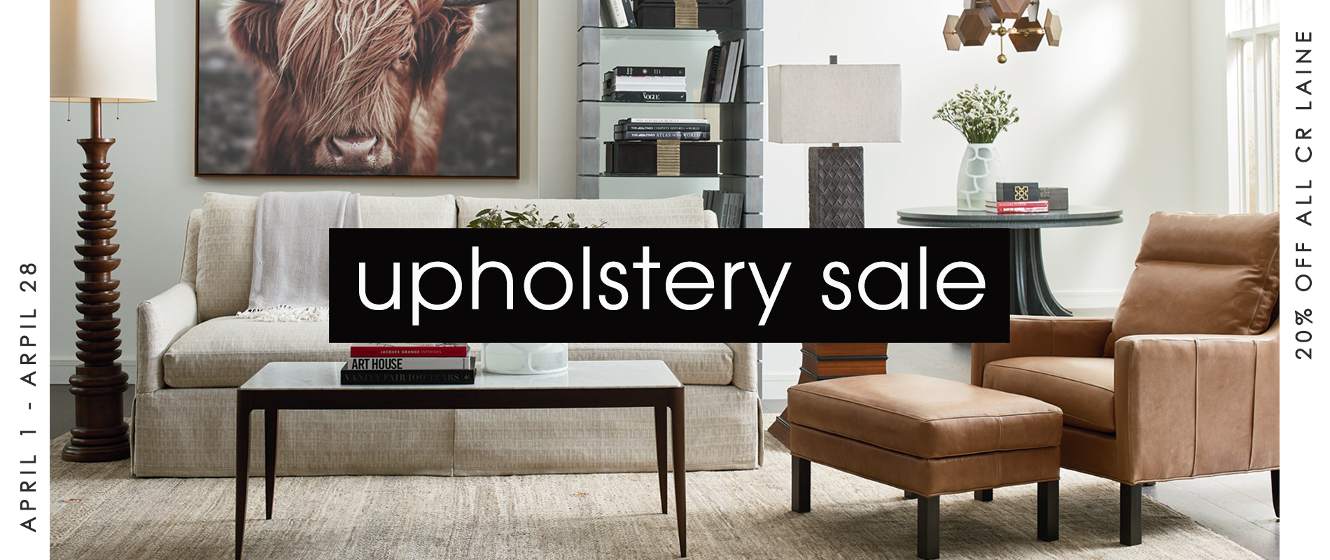 cr laine furniture upholstery sale