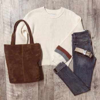 fall fashion boutique trends handbag jeans denim sweaters accessories women's clothing