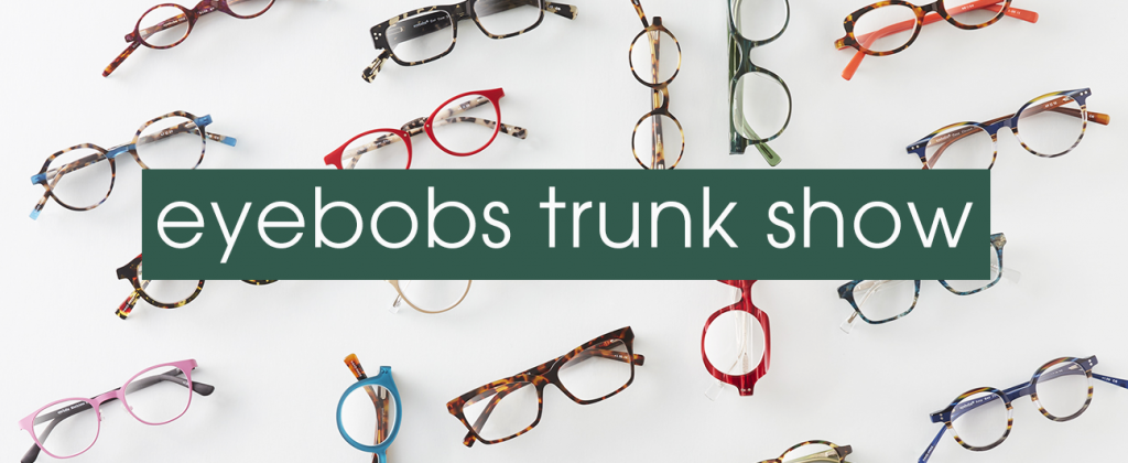 Events: Eyebobs Trunk Show