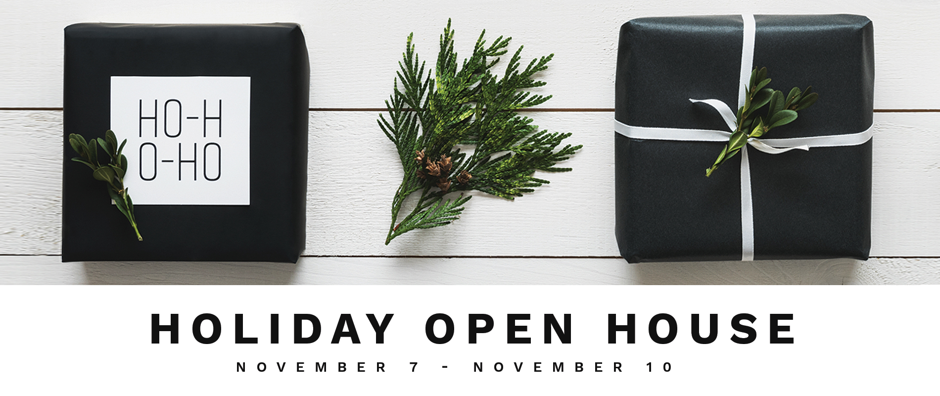 accents + interiors 2019 Holiday Open House
